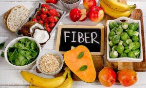 تصویر خوراکی های با فیبر بالا