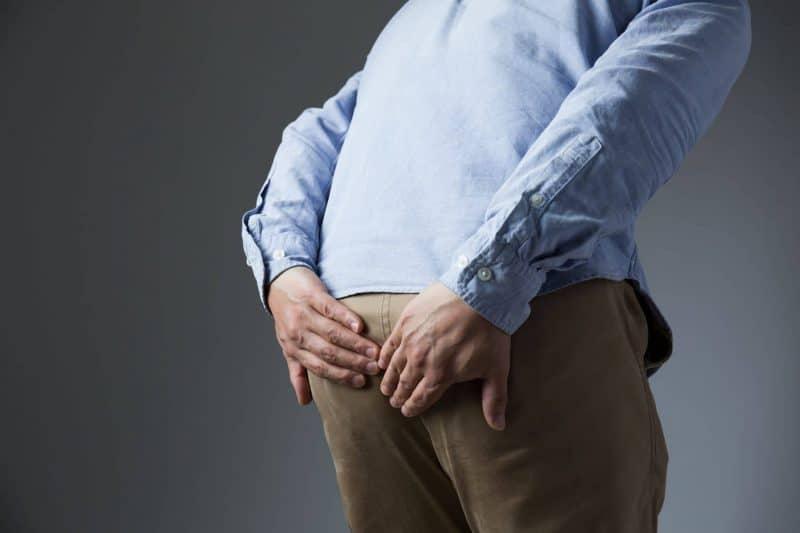علت درد مقعدی، اسپاسم هنگام دفع | روش فوری درمان